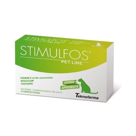 STIMULFOS PET LINE CARE GATTO 30 COMPRESSE