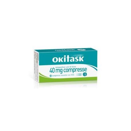 OKITASK 20 COMPRESSE RIVESTITE 40 MG