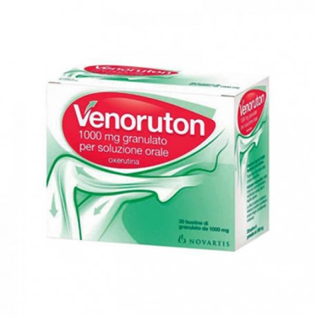 VENORUTON 30 BUSTINE 1000 MG