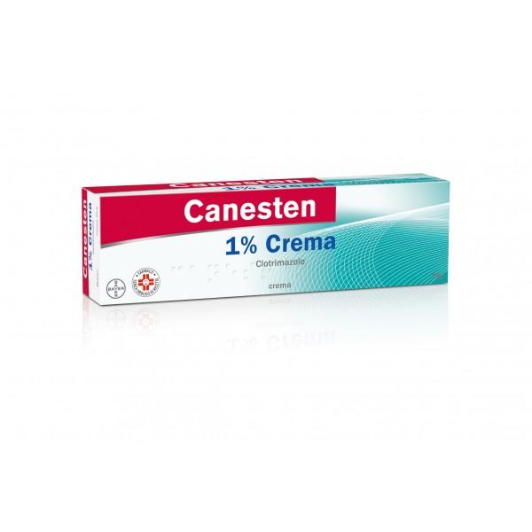 CANESTEN CREMA 30 GR 1%