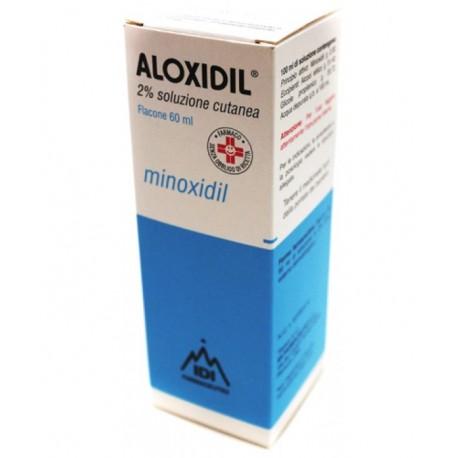 ALOXIDIL SOLUZIONE 60 ML 20MG/ML