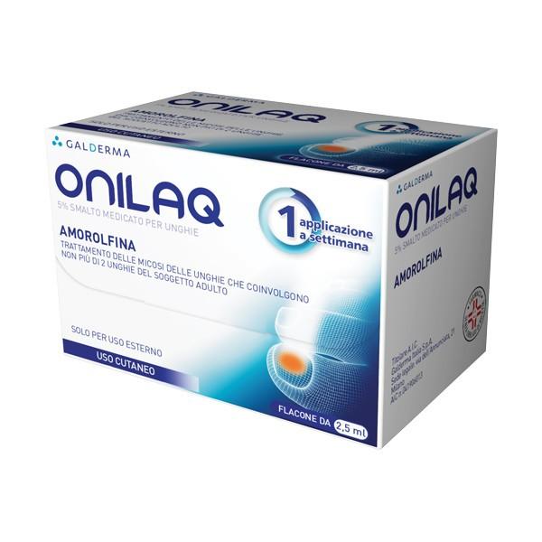 ONILAQ SMALTO UNGHIE 2,5 ML