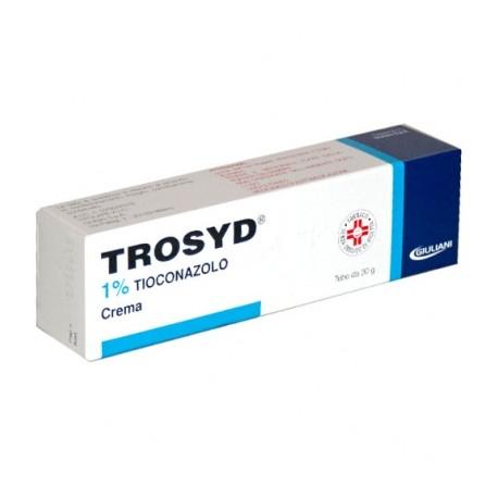 TROSYD CREMA DERMATOLOGICA 30 GR 1%