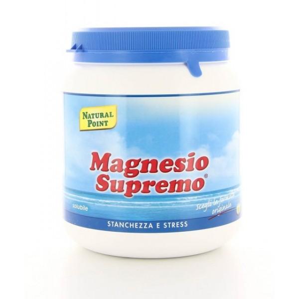MAGNESIO SUPREMO POLVERE 300 GR