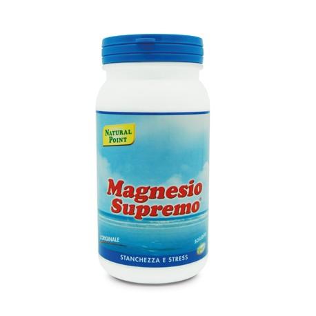 MAGNESIO SUPREMO POLVERE 150 GR