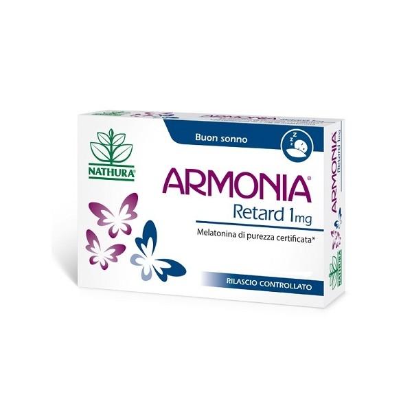 ARMONIA RETARD 1 MG 120 COMPRESSE