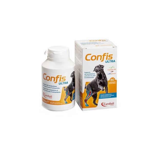 CONFIS ULTRA 80 COMPRESSE