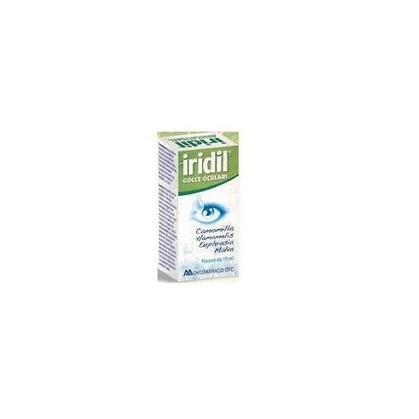 IRIDIL COLLIRIO FLACONE 10 ML