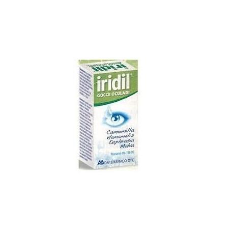IRIDIL COLLIRIO FLACONE 10 ML