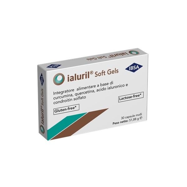IALURIL SOFT GELS 30 CAPSULE