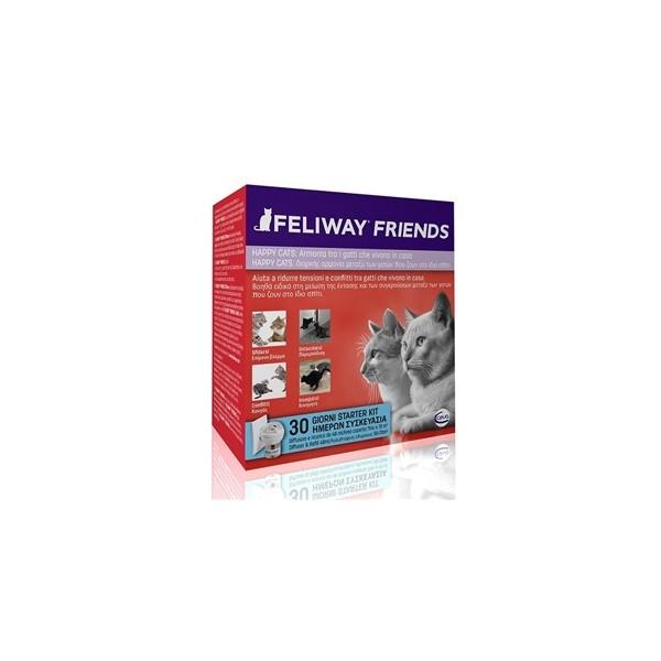 FELIWAY FRIENDS DIFFUSORE + RICARICA 48ML 30 GIORNI