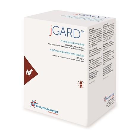 JGARD 160 CAPSULE