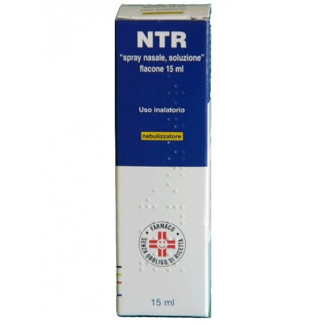 NTR SPRAY NASALE 15 ML