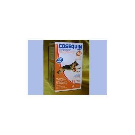 COSEQUIN TASTE HA 80 COMPRESSE