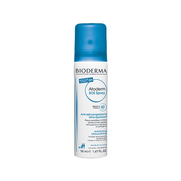 ATODERM SOS SPRAY 50 ML