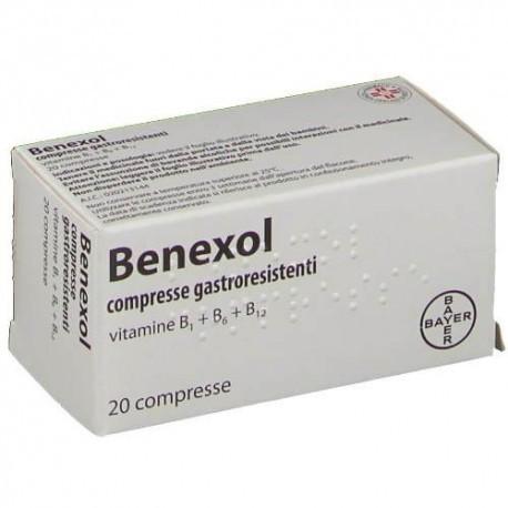 BENEXOL 20 COMPRESSE