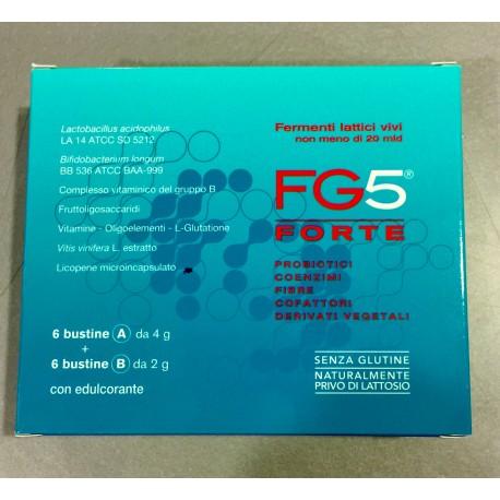 FG5 FORTE 6 BUSTE A + 6 BUSTE B