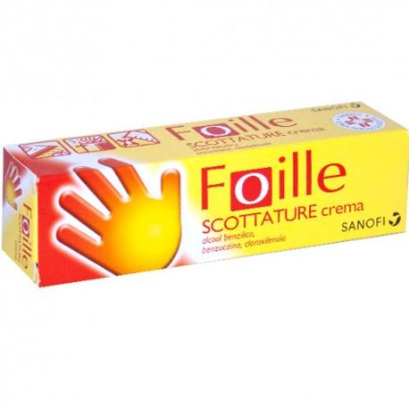 FOILLE SCOTTATURE CREMA 29,5 GR