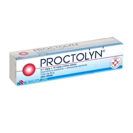 PROCTOLYN CREMA RETTALE 30 GR