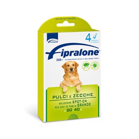 FIPROLINE CANE 20-40 KG  4 PIPETTE 2,68ML