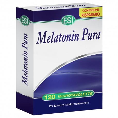 MELATONINA PURA 120 MICROTAVOLETTE