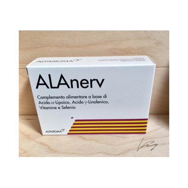 ALANERV 20 CAPSULE