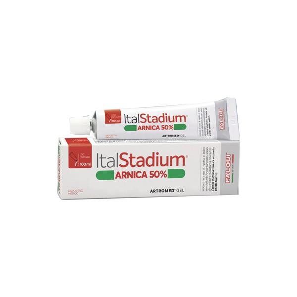ITALSTADIUM ARNICA 50% ARTROMED GEL TUBO 100 ML