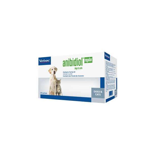 ANIBIDIOL REGULAR 30 BUSTINE
