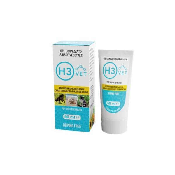 H3 GEL OZONIZZATO 50 ML - RIMOS - GEL VEGETALE MULTIFUNZIONE