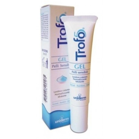 TROFO 5 GEL TUBO 20 ML