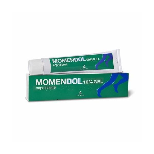 MOMENDOL GEL 50 GR 10%