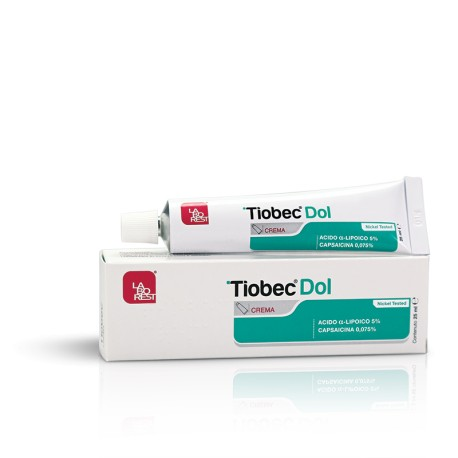 TIOBEC DOL CREMA 25 ML