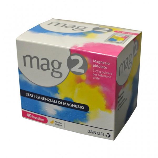 MAG 2 OS 40 BUSTINE 2,25 GR