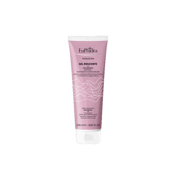 EUPHIDRA ANTICELLULITE GEL RIDUCENTE 250 ML