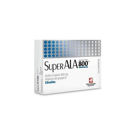 SUPERALA 800 20 COMPRESSE