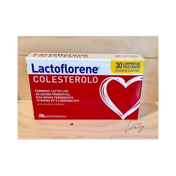 LACTOFLORENE COLESTEROLO 30 COMPRESSE