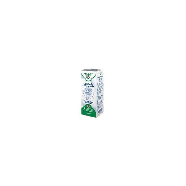PROFAR COLLUTORIO CLOREXIDINA 0.20% SENZA ALCOOL FLAC 250 ML