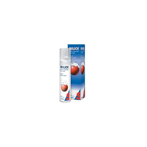 MILICE MOUSSE TERMOSENSIBILE 150 ML