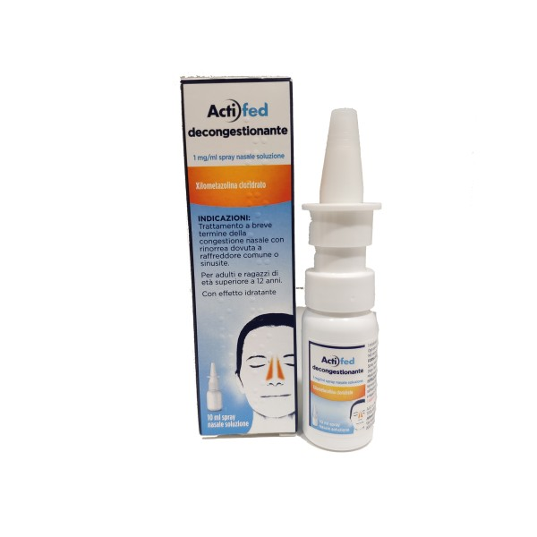 ACTIFED DECONGESTIONANTE SPRAY 10 ML
