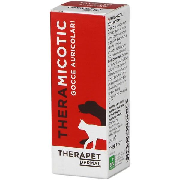 THERAMICOTIC GOCCE OTOLOGICHE 25 ML