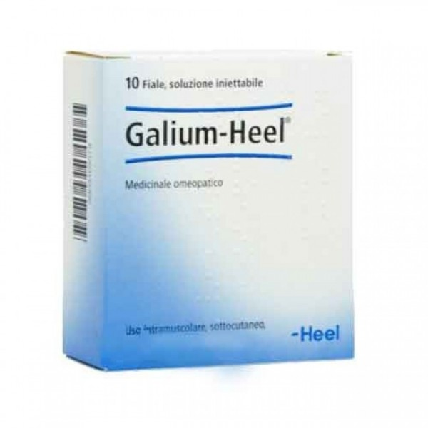 GALIUM HEEL 10 FIALE 1,1 ML
