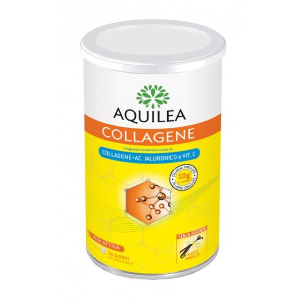 AQUILEA COLLAGENE + ACIDO IALURONICO + VITAMINA C 315 GR