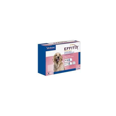 EFFITIX 4 PIPETTE 4,4 ML CANI 20-40 KG