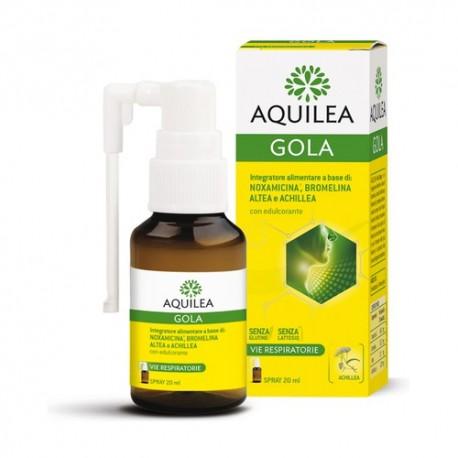 AQUILEA FLU SPRAY GOLA 20 ML