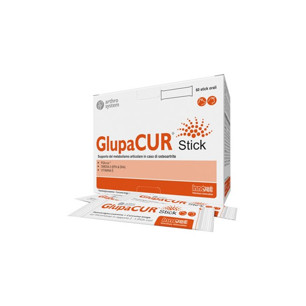 GLUPACUR 60 STICK ORALI
