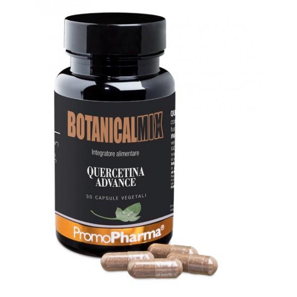 QUERCETINA ADVANCE 30 CAPSULE - BOTANICAL-MIX