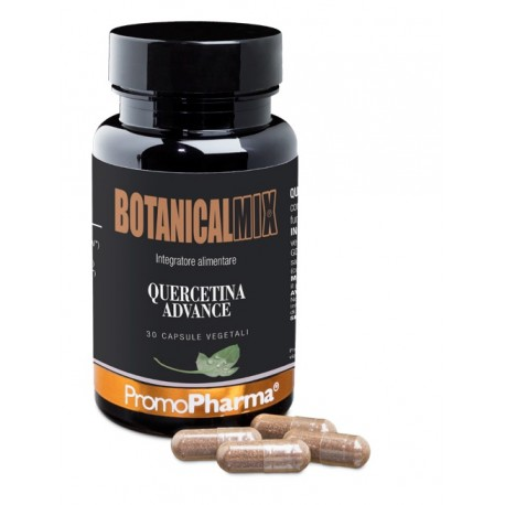 QUERCETINA ADVANCE 30 CAPSULE - BOTANICAL-MIX
