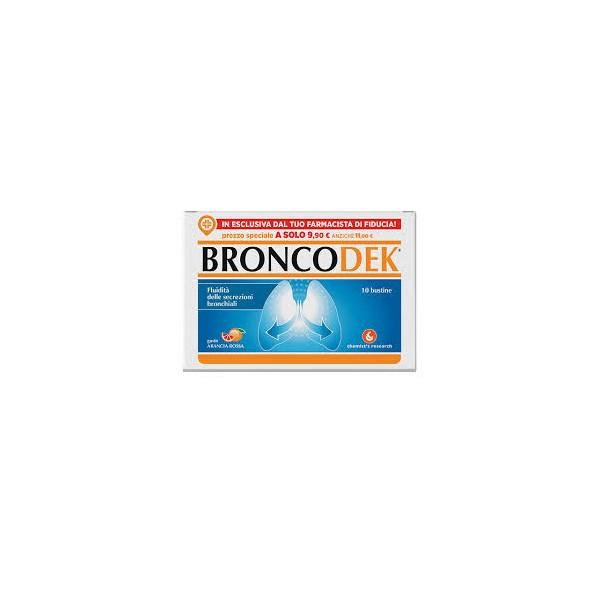 BRONCODEK 10 BUSTINE