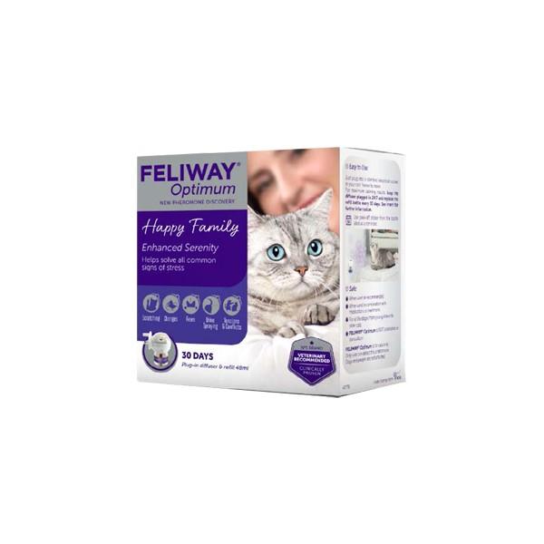 FELIWAY OPTIMUM DIFFUSORE + RICARICA 48 ML