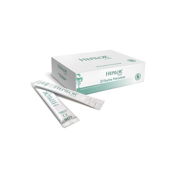 HEPILOR MONODOSE 20 STICK PACK